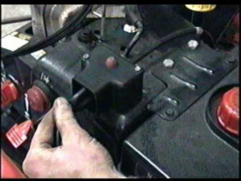 How To Remove & Diagnose a Defective Tecumseh Snowblower Electric Starter