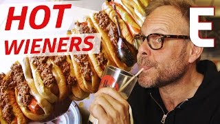 Alton Brown Prefers This Rhode Island Wiener Joint Over Fine Dining — On Tour With Alton Brown