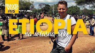 ETIOPIA na własną rękę - vlog (cz. 1/5). Z Istambułu do Addis Abeba. Bilet do Arba Minch