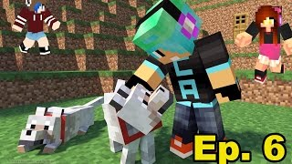 A Minecraft Survival Adventure Series / Episode 06/ Searching for Dogs!