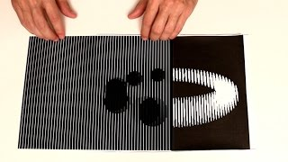 Amazing Animated Optical Illusions! #7
