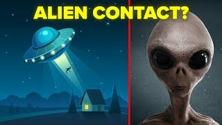 Evidence That Aliens Have Made Contact