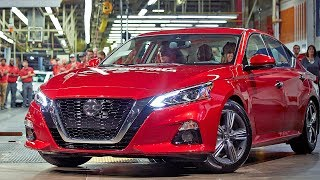 CAR FACTORY – 2019 Nissan Altima