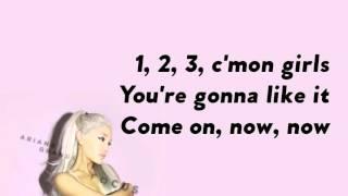 Focus - Ariana Grande with Lyrics