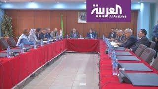 أزمة برلمان الجزائر ورئيسه