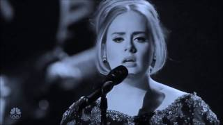 Adele - Water Under The Bridge Live (2015-2016)