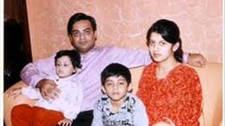 Wife and Kids of Dr Aamir liaquat hussain