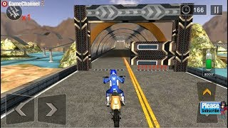 Extreme Bike Stunts 3D / Motor Games / Android Gameplay Video FHD HD