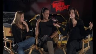 Death Proof - Finding Quentin's Gals