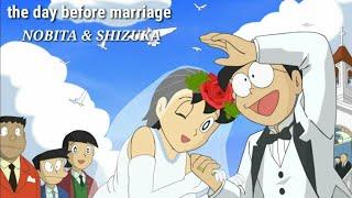 Doraemon the movie 1999 . Nobita's the night before wedding sub indo