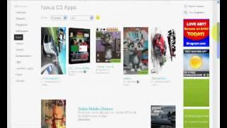 افضل موقع لتحميل البرامج والعاب للجوال هو mobile9.com