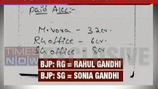 Diary Seized From Congress MLC Stirs Row