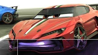 Cars 3 - Motori Ruggenti - Le auto del futuro