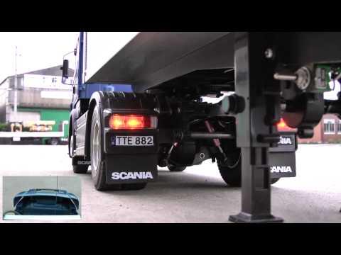 TAMIYA SCANIA R470 タミヤ スカニアトレーラー長編 HD Video