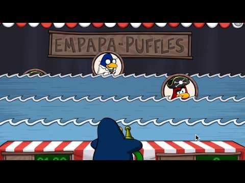 ¡Trucos del Parqué Pirata en la Kermés 2015 Club Penguin
