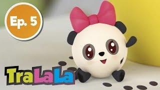 BabyRiki - Urme de lăbuțe (Ep. 5) Desene animate   TraLaLa