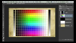 Photoshop User TV: 3D Globe and Blend If Sliders – Episode 408