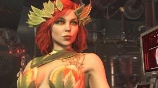 Injustice 2 - Poison Ivy All Intro/Interaction Dialogues