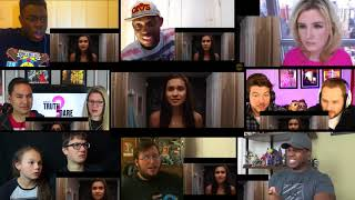 TRUTH OR DARE Trailer (2018) REACTIONS MASHUP