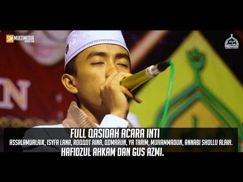Full Qasidah Acara Inti (Assalamualaik, Isyfalana, Roqqot Aina, Qomarun, Ya Tarim. dst).