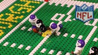 NFL: Minnesota Vikings @ Pittsburgh Steelers (Week 2, 2017) | Lego Game Highlights