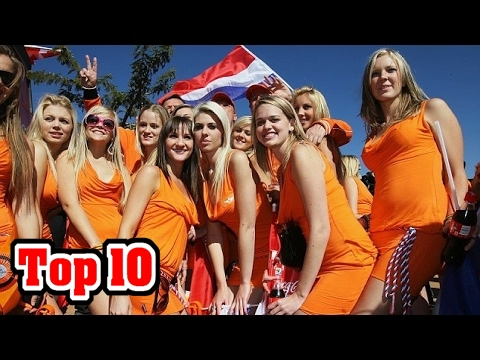 watch Top 10 AMAZING Facts About The NETHERLANDS