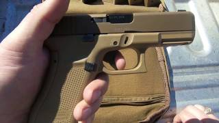 New Glock 19X Review