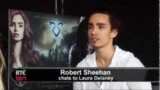 Robert Sheehan - Ireland