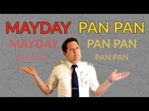 Xxx Mp4 MAYDAY Vs PAN PAN Why Do Pilots Use These CALLS Explained By CAPTAIN JOE 3gp Sex