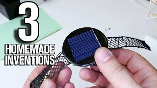 3 Simple Life Hacks - 3 Homemade Inventions
