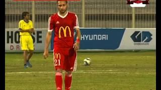ملخص مباراة مصر للمقاصة 1 - 0 حرس الحدود