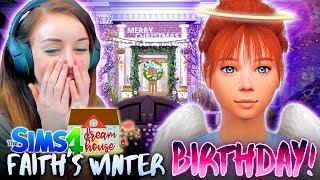 🎁 BABY FAITH'S BIRTHDAY! 💕 (The Sims 4 #62!🏡)