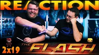 The Flash 2x19 REACTION