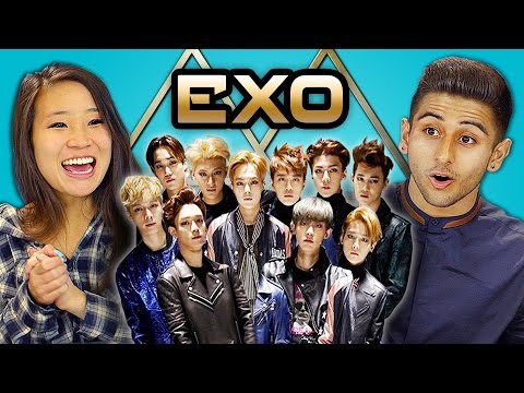 Download TEENS REACT TO EXO - CALL ME BABY (K-pop) On Musiku.PW