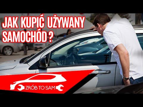Jak kupić w Polsce samochód używany i nie wbić się na minę cz.1