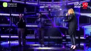 Arab Idol - إيناس، محمد حسن، محمد رشاد وأجراد- C'est La Vie- مصري وبشرة خير - الحلقات المباشرة