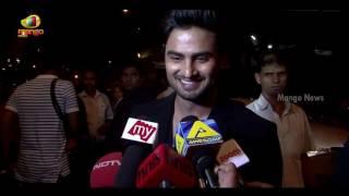 Hero Sudheer Babu Joins Shraddha and Tiger at Baaghi Success Party   Mango News