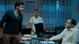 Nithya Menon in Hospital - Malini 22 Palayamkottai Movie Scenes