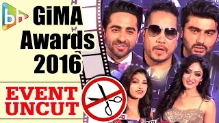 6th Gionee Colors GiMA Awards 2016 | Event Uncut