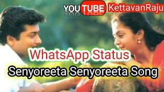 Poovellam Kettuppar (Senyoreeta Song) for Whatsapp Status