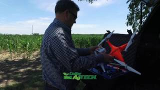 Getting Started with DroneDeploy & FlyingAg By Chad Colby