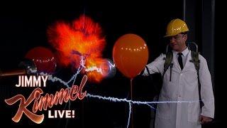 Exploding Paint Cans & Lightning Guns with Science Bob Pflugfelder