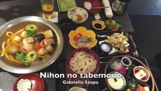 nihon no tabemono