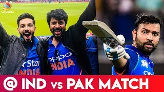 Anirudh and Sivakarthikeyan in England to cheer India against Pakistan | Latest Tamil News
