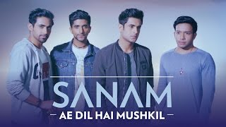 Download Ae Dil Hai Mushkil | Sanam 3Gp Mp4