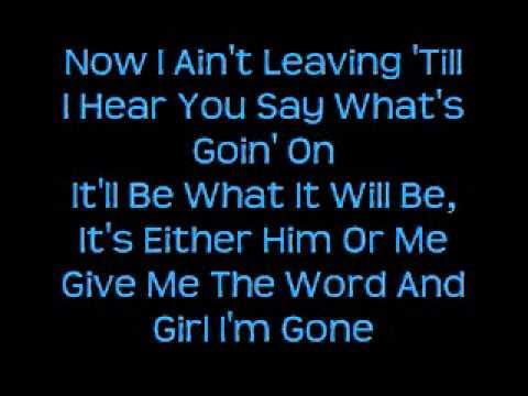 Luke Bryan - Someone Else Calling You Baby (Lyrics)