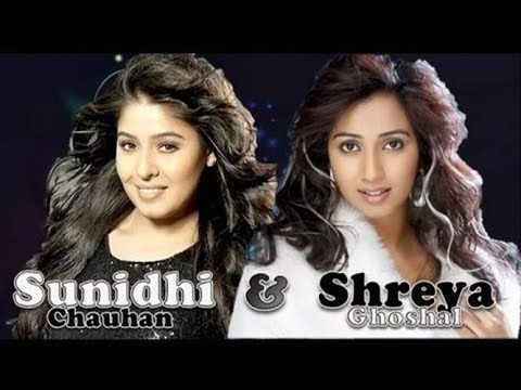 Xxx Mp4 Shreya Ghoshal V S Sunidhi Chauhan Who Is Audience S Favourite 3gp Sex