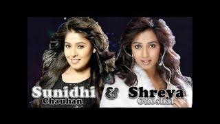 Shreya Ghoshal v/s Sunidhi Chauhan  | Who is audience's favourite?