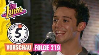 5 Minuten Vorschau - SOY LUNA Folge 219 || Disney Channel