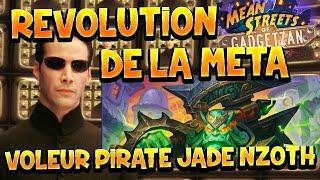 REVOLUTION DE LA META - VOLEUR PIRATE JADE N'ZOTH